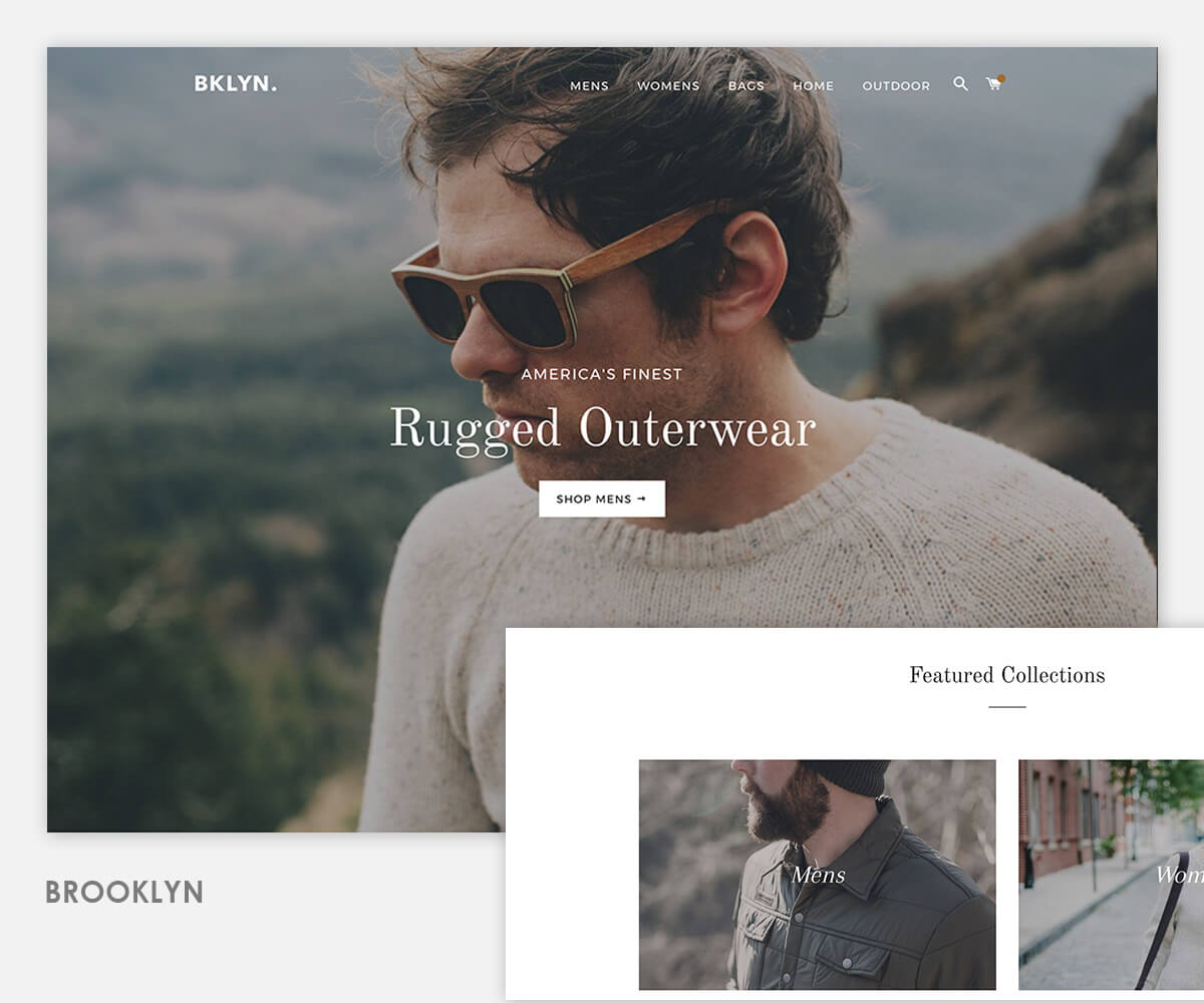 BROOKLYN – Theme For Online Fashion Store