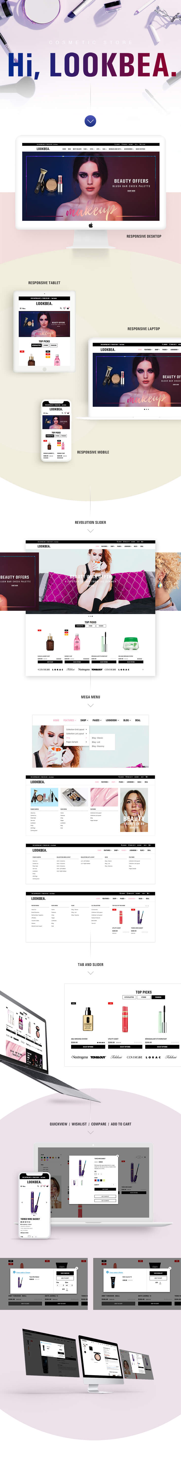 Shopify for Beauty and Cosmetic